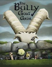 Cover art for THE BULLY GOAT GRIM
