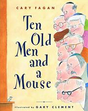 Cover art for TEN OLD MEN AND A MOUSE