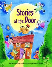 Cover art for STORIES AT THE DOOR