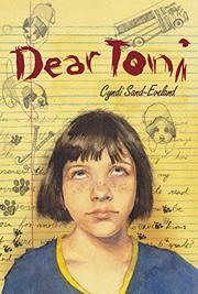 DEAR TONI by Cyndi Sand-Eveland