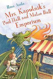MRS. KAPUTNIK'S POOL HALL AND MATZO BALL EMPORIUM by Rona Arato