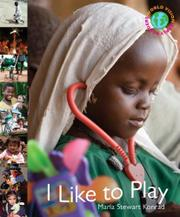 I LIKE TO PLAY by Marla Stewart Konrad