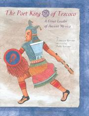 Cover art for THE POET KING OF TEZCOCO
