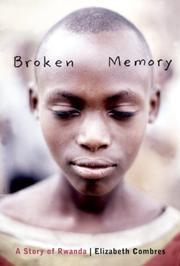 BROKEN MEMORY by Élisabeth Combres