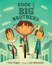 Book Cover for BOOK OF BIG BROTHERS