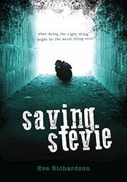 SAVING STEVIE by Eve Richardson