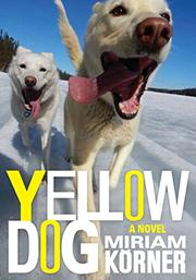 YELLOW DOG by Miriam Körner