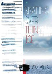 SKATING OVER THIN ICE by Jean Mills