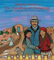 RUDOLFO ANAYA'S THE FAROLITOS OF CHRISTMAS by Rudolfo Anaya