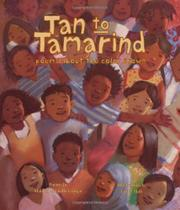 TAN TO TAMARIND by Malathi Michelle Iyengar