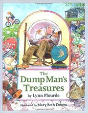 THE DUMP MAN'S TREASURES by Lynn Plourde