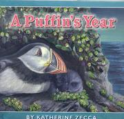A PUFFIN'S YEAR by Katherine Zecca