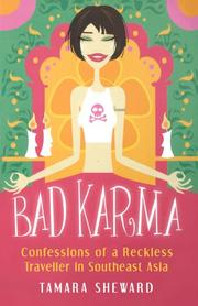 BAD KARMA by Tamara Sheward