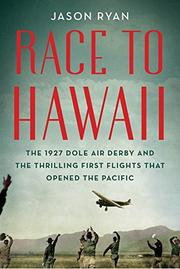 RACE TO HAWAII by Jason Ryan