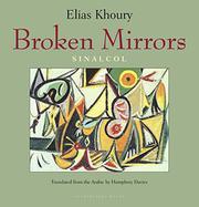 BROKEN MIRRORS by Elias Khoury