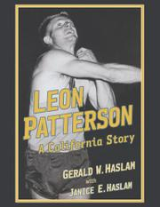 LEON PATTERSON by Gerald W. Haslam