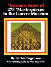 TREASURE TOURS OF 278 MASTERPIECES IN THE LOUVRE MUSEUM by Barbie Engstrom