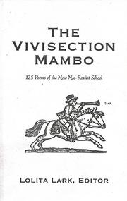 The Vivisection Mambo by Lolita Lark