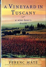 A VINEYARD IN TUSCANY by Ferenc Máté