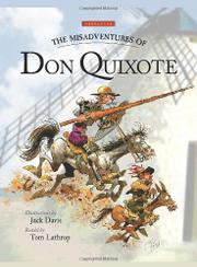 Cover art for THE MISADVENTURES OF DON QUIXOTE