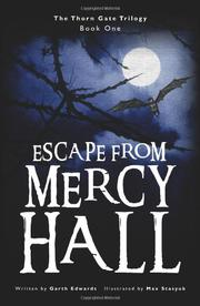 Book Cover for ESCAPE FROM MERCY HALL