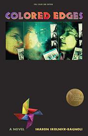 COLORED EDGES by Sharon Skolnick-Bagnoli