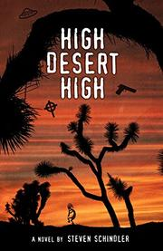 HIGH DESERT HIGH Cover