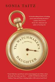 Book Cover for THE WATCHMAKER'S DAUGHTER