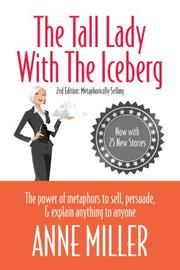 Book Cover for THE TALL LADY WITH THE ICEBERG