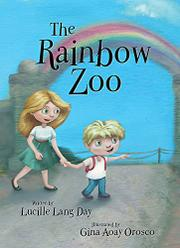 The Rainbow Zoo by Lucille Lang Day