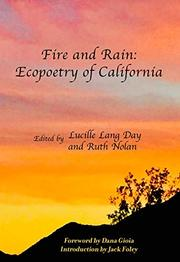 FIRE AND RAIN by Lucille Lang Day