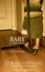 BABY & OTHER STORIES by Paula Bomer