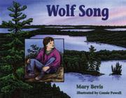 WOLF SONG by Mary Bevis