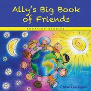 ALLY'S BIG BOOK OF FRIENDS by Chloe Banks