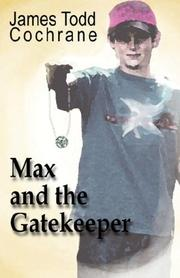 MAX AND THE GATEKEEPER Cover