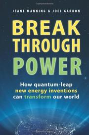 BREAKTHROUGH POWER by Jeane  Manning