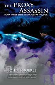 THE PROXY ASSASSIN by John Knoerle