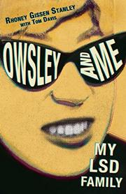 OWSLEY AND ME by Rhoney Gissen Stanley