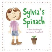 Cover art for SYLVIA'S SPINACH