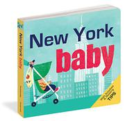 Cover art for NEW YORK BABY
