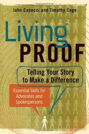 LIVING PROOF by John Capecci