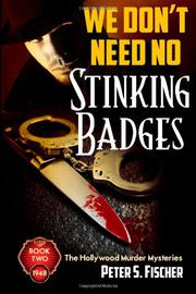 We Don't Need No Stinking Badges Cover