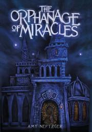 Cover art for THE ORPHANAGE OF MIRACLES