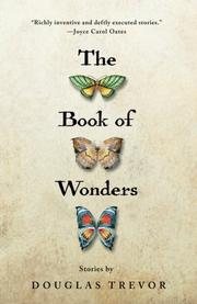 THE BOOK OF WONDERS by Douglas Trevor
