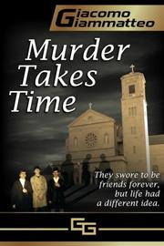 Book Cover for MURDER TAKES TIME