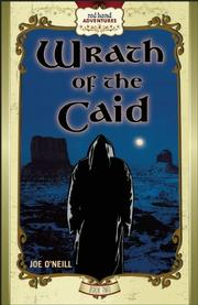 WRATH OF THE CAID by Joe  O'Neill