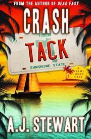 CRASH TACK by A.J.  Stewart