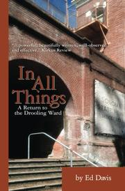 IN ALL THINGS by Ed Davis