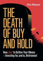 The Death of Buy and Hold Cover