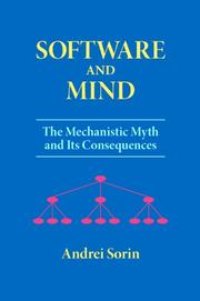 Software and Mind by Andrei Sorin